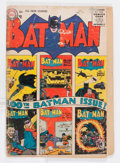 Silver Age (1956-1969):Superhero, Batman #100 (DC, 1956) Condition: FR....