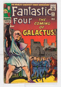 Silver Age (1956-1969):Superhero, Fantastic Four #48 (Marvel, 1966) Condition: VG....