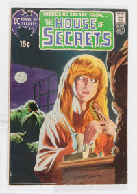 House of Secrets #92 (DC, 1971) Condition: VG