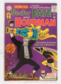Silver Age (1956-1969):Superhero, Showcase #55 Dr. Fate and Hourman (DC, 1965) Condition: FN/VF....