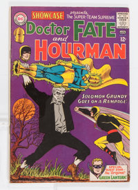 Showcase #55 Dr. Fate and Hourman (DC, 1965) Condition: FN/VF