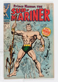 Silver Age (1956-1969):Superhero, The Sub-Mariner #1 (Marvel, 1968) Condition: VF-....