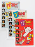 Silver Age (1956-1969):Cartoon Character, TV Casper and Company #2-46 File Copies Group (Harvey, 1963-74) Condition: Average NM-.... (Total: 45 Comic Books)
