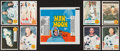 """Non-Sport Cards:Sets, 1969 Topps """"Man on The Moon"""" Complete Set (55) With Wrapper. ..."""