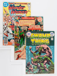 DC Bronze Age Comics and Others Group (DC, 1970-91).... (Total: 20 Comic Books)