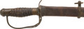 Edged Weapons:Swords, Quintessential 'Attic' Condition example of the Iconic Civil War Confederate Louis Froelich CSA Guard Foot/Staff Officer's Swo...