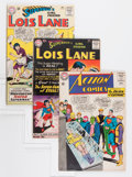 Silver Age (1956-1969):Superhero, Superman-Related Group (DC, 1960-70).... (Total: 8 Comic Books)