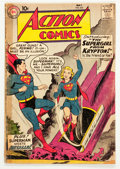 Silver Age (1956-1969):Superhero, Action Comics #252 (DC, 1959) Condition: GD....