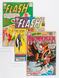 DC Silver Age Comics Group (DC, 1962-70).... (Total: 8 Comic Books)