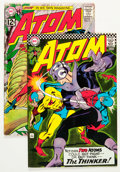 Silver Age (1956-1969):Superhero, The Atom #1 and 29 Group (DC, 1962-67).... (Total: 2 Items)