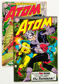 The Atom #1 and 29 Group (DC, 1962-67).... (Total: 2 Items)