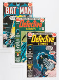 Bronze Age (1970-1979):Superhero, Batman-Related Group (DC, 1972-73) Condition: Average VF-.... (Total: 14 Comic Books)