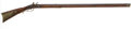 Long Guns:Muzzle loading, Full Stock Unsigned Flintlock Pennsylvania Rifle C. 1825...