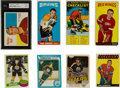 Hockey Cards:Lots, 1960-1988 Topps & O-Pee-Chee Collection (40) With Brett Hull,Bourque and Gretzky Rookies!...
