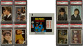 """Non-Sport Cards:Sets, 1964 Topps """"Beatles Color"""" Mid To High Grade Complete Set (64) PlusWrapper. ..."""