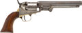 Handguns:Muzzle loading, Colt M1849 .31 Caliber Percussion Pocket Model Revolver #75923Matching, Manufactured 1853....