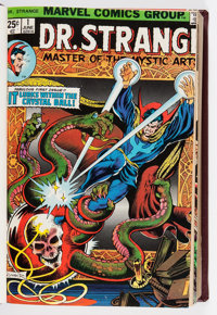 Doctor Strange #1-50 Bound Volumes (Marvel, 1974-81).... (Total: 2 )
