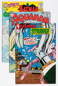 DC Silver/Bronze Age Group (DC, 1960s-70s) Condition: Average VG/FN.... (Total: 12 Comic Books)