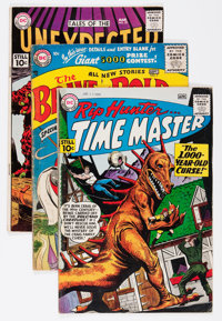 DC Silver Age Group (DC, 1956-65) Condition: Average FN.... (Total: 15 Comic Books)