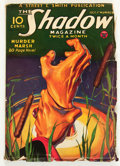 Pulps:Hero, Shadow V11#3 (Street & Smith, 1934) Condition: VG+....