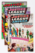 Silver Age (1956-1969):Superhero, Justice League of America Group (DC, 1963-66) Condition: Average VG+.... (Total: 6 Comic Books)