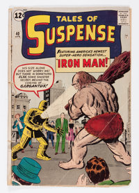 Tales of Suspense #40 (Marvel, 1963) Condition: FR