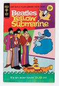 Silver Age (1956-1969):Miscellaneous, Movie Comics - Yellow Submarine (Gold Key, 1969) Condition: FN.. ...