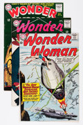 Silver Age (1956-1969):Superhero, Wonder Woman Group (DC, 1963-69) Condition: Average VG+.. ...