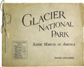 Books:First Editions, Glacier National Park: Scenic Marvel of America. (Brooklyn,New York: The Albertype Co., nd [1895]), first edition, 12 h...(Total: 1 Item)