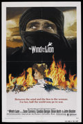 "Movie Posters:Adventure, The Wind and the Lion (MGM/UA, 1975). One Sheet (27"" X 41"").Adventure. ..."