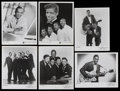 "Movie Posters:Rock and Roll, Rock and Roll Lot (Various, 1950s). Stills (6) (8"" X 10""). Rock andRoll.... (Total: 6 Items)"