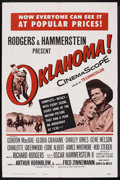 "Movie Posters:Musical, Oklahoma! (20th Century Fox, R-1963). One Sheet (27"" X 41"").Musical. ..."