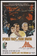 """Movie Posters:Adventure, The Devil at 4 O'Clock (Columbia, 1961). One Sheet (27"""" X 41"""").Adventure. ..."""
