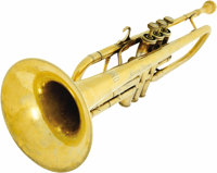 Harry James Personally Owned and Stage-Played Trumpet. This is as good as it gets: Harry James owned and played this tru...