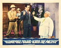 "Across the Pacific (Warner Brothers, 1942). Lobby Card (11"" X 14"")"