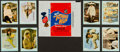 "Non-Sport Cards:Sets, 1968 Donruss ""Flying Nun"" High Grade Complete Set (66) PlusWrapper. ..."