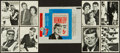 "Non-Sport Cards:Sets, 1963 Topps ""The Story Of President Kennedy"" Complete Set (77) PlusWrapper. ..."