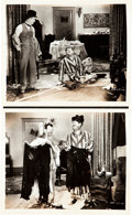 """Movie Posters:Comedy, Helpmates (MGM, 1932). Photos (2) (8"""" X 10"""").. ... (Total: 2 Items)"""