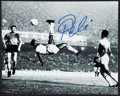 Miscellaneous Collectibles:General, Pele Signed Photograph....