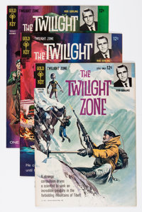 Twilight Zone File Copy Group (Gold Key, 1964-82) Condition: Average VF+.... (Total: 31 Comic Books)