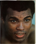Boxing Collectibles:Autographs, Muhammad Ali Signed Hardcover Book. ...