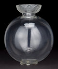 Art Glass:Lalique, R. LALIQUE CLEAR GLASS UTRECHT TULIP VASE . Circa 1928.Engraved: R. Lalique, France, 1029. 7-1/4 inches hig...