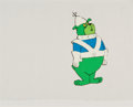 Animation Art:Limited Edition Cel, Production Cel Animation Art (Filmation, 1980)....