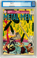 Silver Age (1956-1969):Superhero, Metal Men #1 (DC, 1963) CGC NM+ 9.6 Cream to off-white pages....