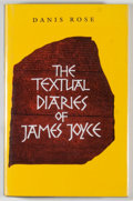 Books:Reference & Bibliography, Group of Four Books Related to James Joyce, including: Erwin R.Steinberg. The Stream of Consciousness and Beyond in... (Total:4 Items)