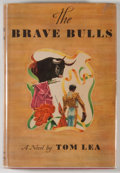Books:Literature 1900-up, Tom Lea. SIGNED. The Brave Bulls. Boston: Little, Brown,1949. First edition. Signed by Lea. Octavo. 270 pages. ...