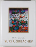 Books:Art & Architecture, Yuri Gorbachev. SIGNED AND WITH ORIGINAL DRAWING. The Art of Paradise. [n. p.]: Euromedia Group, 2002. First edi...