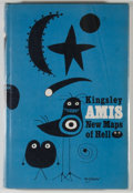 Books:Science Fiction & Fantasy, [JERRY WEIST COLLECTION]. Kingsley Amis. New Maps of Hell. New York: Harcourt, Brace, [1960]. First edition, fir...