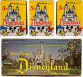 "Non-Sport Cards:Unopened Packs/Display Boxes, 1965 Donruss ""Disneyland"" Unopened Wax Box With 24 packs...."