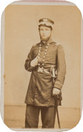 Photography:CDVs, Rare and Historically Important Carte-De-Visite of Lt. Isaac J. Mckinley U. S. Navy. ...